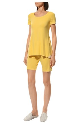 Женская пижама GIANANTONIO PALADINI желтого цвета, арт. S15PP02 | Фото 2