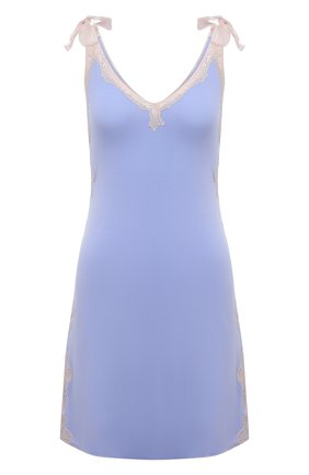 Женская сорочка GIANANTONIO PALADINI голубого цвета, арт. S15RC01/X | Фото 1