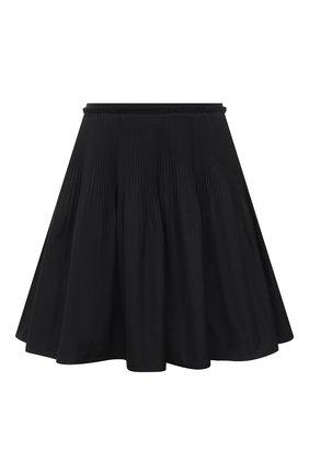 Женская юбка REDVALENTINO черного цвета, арт. VR0RAG05/1FP | Фото 1