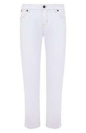 Женские джинсы TOM FORD белого цвета, арт. PAD057-DEX127 | Фото 1