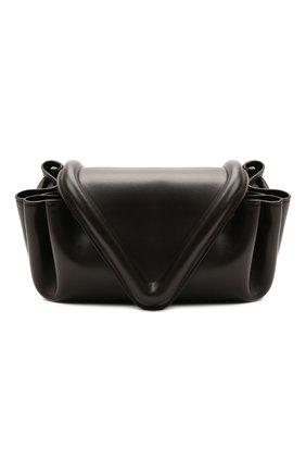 Женская сумка beak medium BOTTEGA VENETA темно-коричневого цвета, арт. 658523/VCP30 | Фото 1