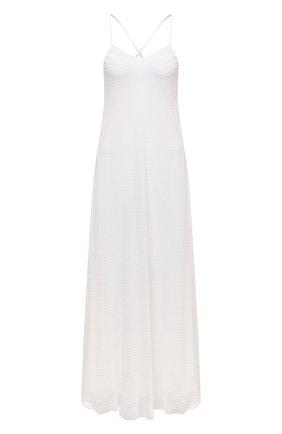 Женское платье EMPORIO ARMANI белого цвета, арт. 3K2A8P/2JW5Z   Фото 1