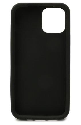 Чехол для iphone 12/12 pro DOLCE & GABBANA черного цвета, арт. BI2907/A0700 | Фото 2