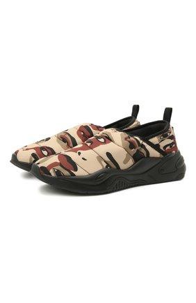 Мужские кроссовки puma x kidsuper rs-2k PUMA хаки цвета, арт. 37519201 | Фото 1