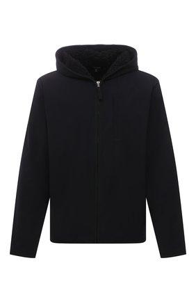 Мужская утепленная куртка JAMES PERSE черного цвета, арт. MEPS2014   Фото 1