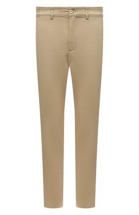 Мужские хлопковые брюки ASPESI бежевого цвета, арт. S1 A CP14 G398 | Фото 1