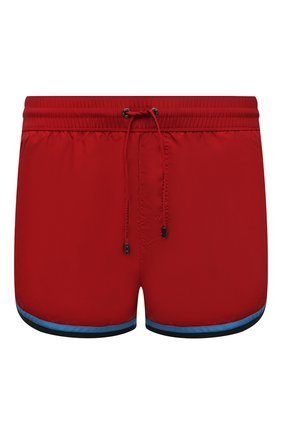 Мужские плавки-шорты DOLCE & GABBANA красного цвета, арт. M4B05T/FUSFW | Фото 1