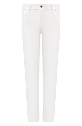 Мужские джинсы BRIONI белого цвета, арт. SPPC0L/08T01/CHAM0NIX | Фото 1