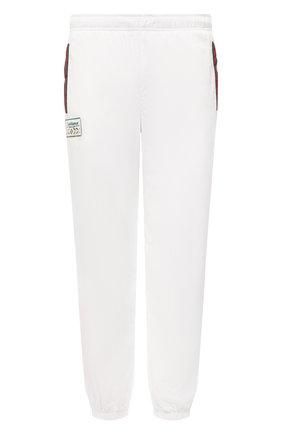 Мужские джоггеры CASABLANCA белого цвета, арт. MS21-TR-028 WHITE | Фото 1