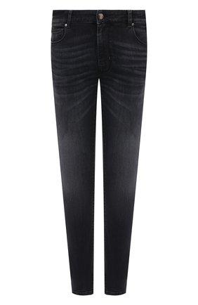 Мужские джинсы PT TORINO темно-серого цвета, арт. 211-C5 PJ05Z20GTL/CA36 | Фото 1