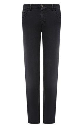 Мужские джинсы ZILLI черного цвета, арт. MCV-00101-SABL1/S001 | Фото 1