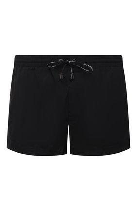 Мужские плавки-шорты DOLCE & GABBANA черного цвета, арт. M4A06T/FPUAB | Фото 1