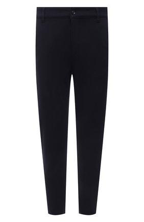 Мужские брюки 7 FOR ALL MANKIND темно-синего цвета, арт. JSTCB570NV | Фото 1