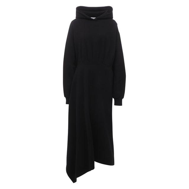 Хлопковое платье Balenciaga