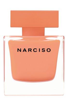 Парфюмерная вода narciso ambree NARCISO RODRIGUEZ бесцветного цвета, арт. 305385BP   Фото 1