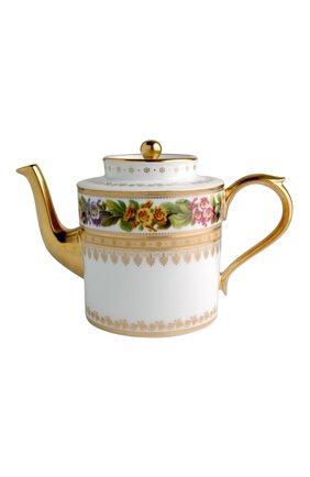 Чайный сервиз botanique на шесть персон BERNARDAUD разноцветного цвета, арт. L608/22626 | Фото 2