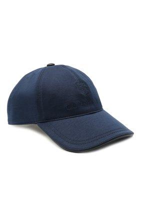 Мужской бейсболка из шерсти и хлопка CORNELIANI синего цвета, арт. 870332-1129211/00 | Фото 1
