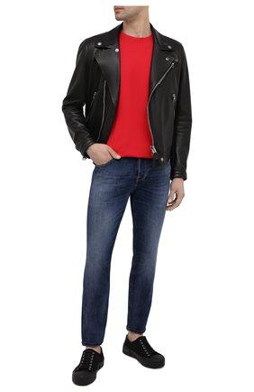 Мужские джинсы PT TORINO синего цвета, арт. 211-C5 TJ05B20BAS/TX16 | Фото 2