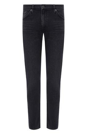 Мужские джинсы CITIZENS OF HUMANITY темно-серого цвета, арт. 6190-502 | Фото 1