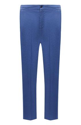 Мужские брюки MARCO PESCAROLO синего цвета, арт. CHIAIAM/4306 | Фото 1