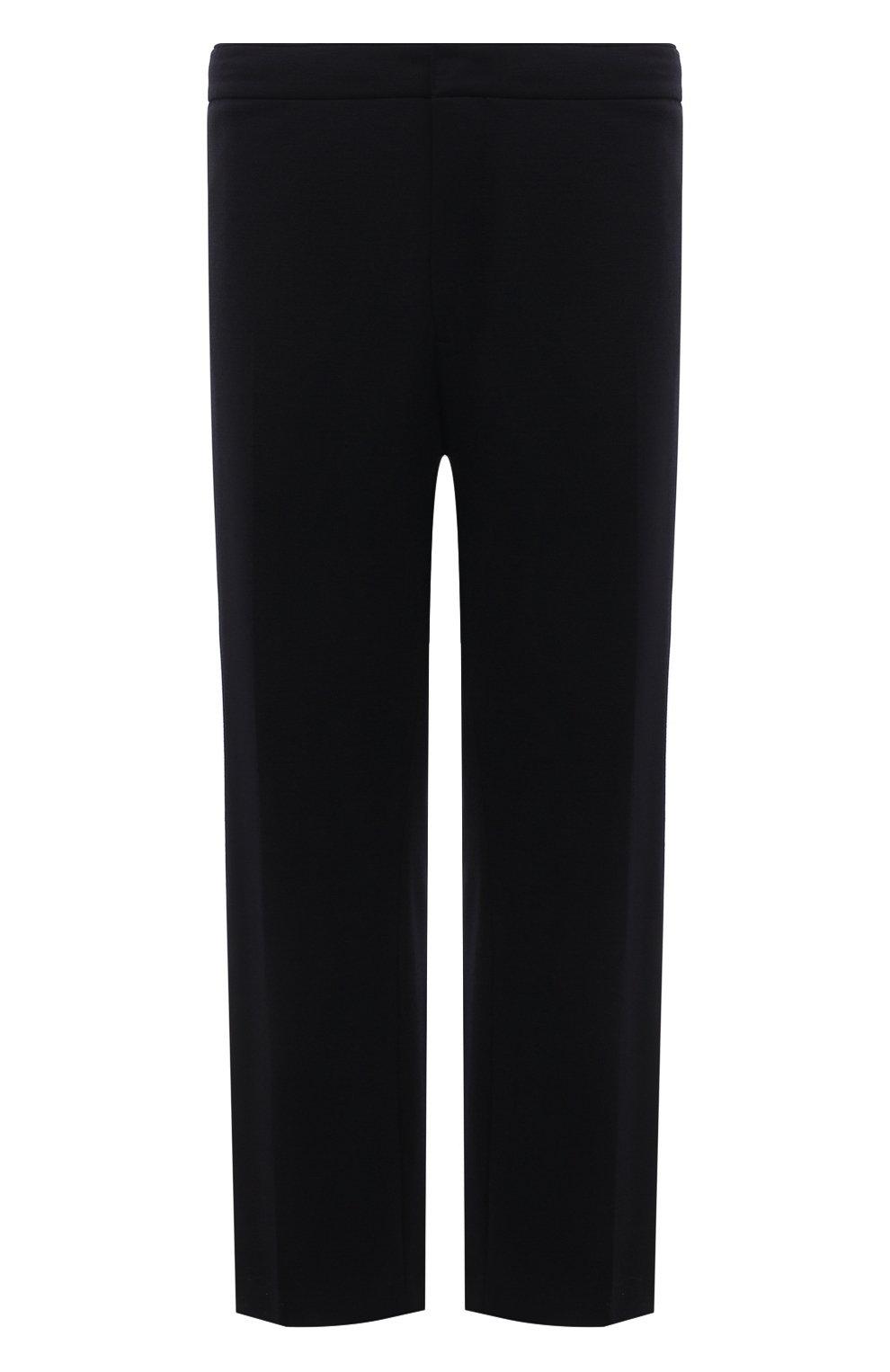 Мужские брюки BOGNER темно-синего цвета, арт. 18496619 | Фото 1 (Big sizes: Big Sizes; Длина (брюки, джинсы): Стандартные; Случай: Повседневный; Материал внешний: Синтетический материал; Материал подклада: Синтетический материал; Стили: Кэжуэл)