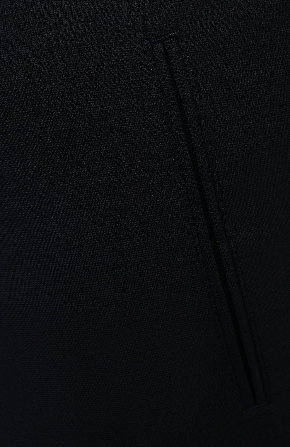 Мужские брюки BOGNER темно-синего цвета, арт. 18496619 | Фото 5 (Big sizes: Big Sizes; Длина (брюки, джинсы): Стандартные; Случай: Повседневный; Материал внешний: Синтетический материал; Материал подклада: Синтетический материал; Стили: Кэжуэл)