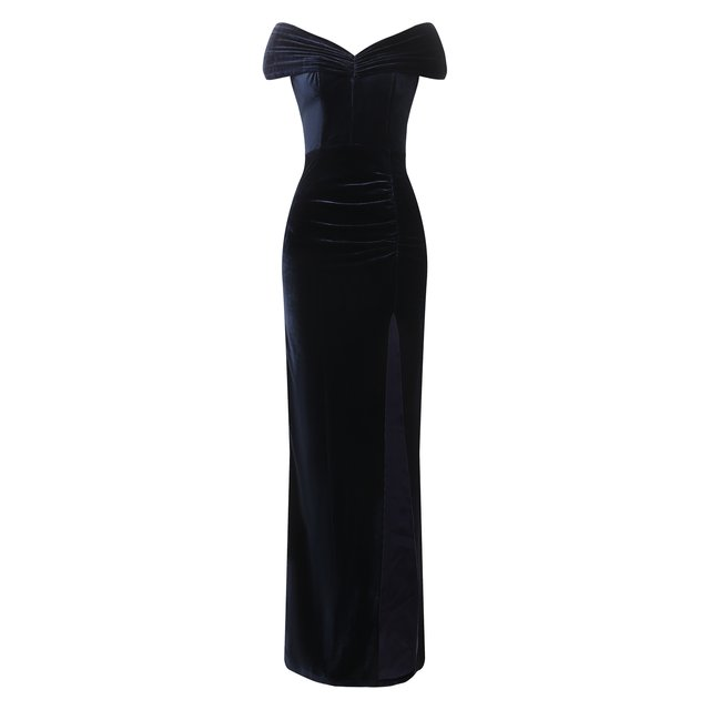 Платье из вискозы Alessandra Rich