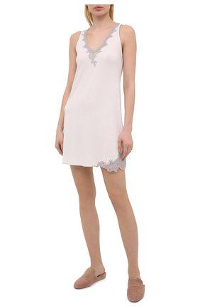 Женская сорочка GIANANTONIO PALADINI белого цвета, арт. S15PC01/X | Фото 2