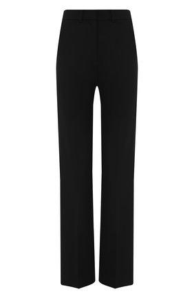 Женские брюки VALENTINO черного цвета, арт. VB0RB4C06DP | Фото 1