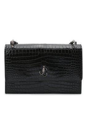 Женская сумка bohemia mini JIMMY CHOO черного цвета, арт. B0HEMIA/CBH | Фото 1