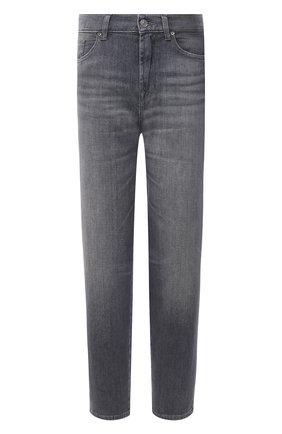 Женские джинсы 7 FOR ALL MANKIND серого цвета, арт. JSA7R880RE   Фото 1