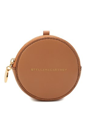 Женские портмоне STELLA MCCARTNEY светло-коричневого цвета, арт. 700208/W8811   Фото 1 (Материал: Текстиль, Синтетический материал; Кросс-КТ: другое)