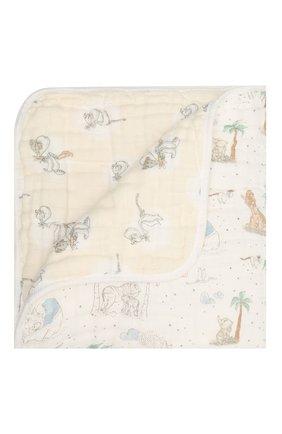 Детского хлопковое одеяло ADEN+ANAIS разноцветного цвета, арт. ADBC10014DI | Фото 1