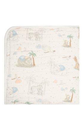 Детского хлопковое одеяло ADEN+ANAIS разноцветного цвета, арт. ADBC10014DI | Фото 2