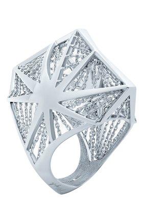 Женские кольцо MIKE JOSEPH белого золота цвета, арт. RG092(W)   Фото 1