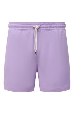 Мужские плавки-шорты POLO RALPH LAUREN сиреневого цвета, арт. 710837404 | Фото 1