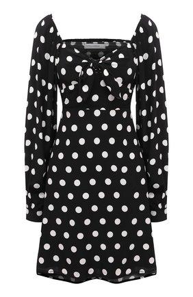 Женское платье из вискозы FAITHFULL THE BRAND черно-белого цвета, арт. FF1709-EDP | Фото 1