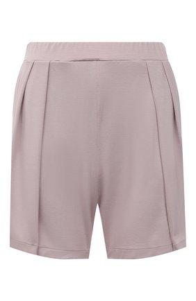 Женские шорты ZIMMERLI розового цвета, арт. 700-4180 | Фото 1