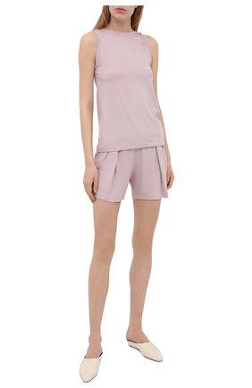 Женские шорты ZIMMERLI розового цвета, арт. 700-4180 | Фото 2