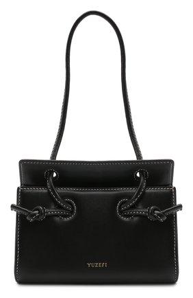 Женская сумка tako mini YUZEFI черного цвета, арт. YUZC0-HB-TM-00 | Фото 1