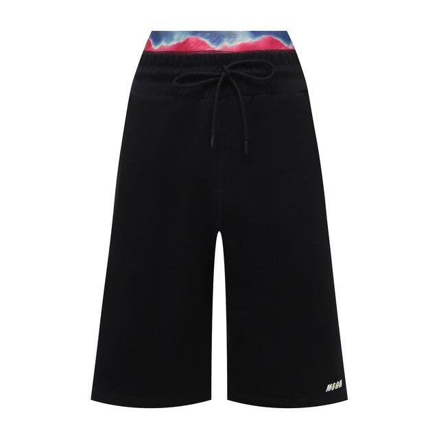 Хлопковые шорты MSGM