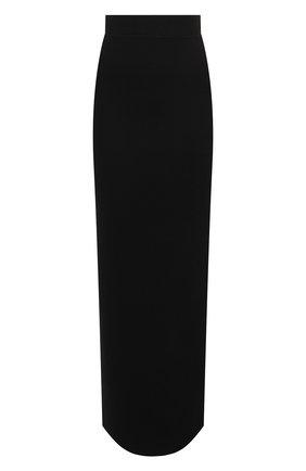 Женская юбка VINCE черного цвета, арт. V735983668 | Фото 1