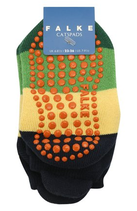 Детские носки FALKE зеленого цвета, арт. 12022. | Фото 1