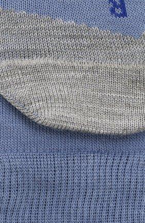 Детские носки FALKE синего цвета, арт. 10663. | Фото 2