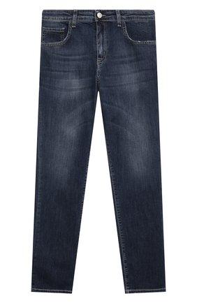 Детские джинсы PAOLO PECORA MILANO синего цвета, арт. PP2615/8A-12A   Фото 1