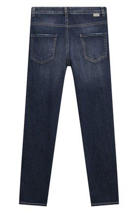 Детские джинсы PAOLO PECORA MILANO синего цвета, арт. PP2615/14A-16A   Фото 2