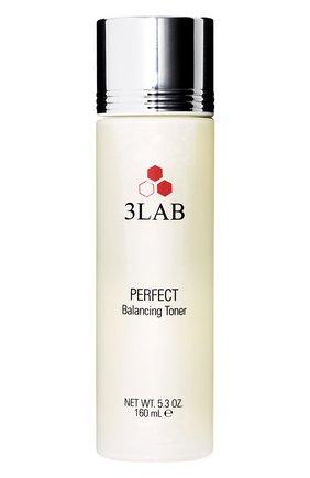 Идеальный увлажняющий баланс-тоник лля лица perfect balancing toner 3LAB бесцветного цвета, арт. 0686769000781   Фото 1