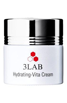 Увлажняющий вита-крем для лица hydrating-vita cream 3LAB бесцветного цвета, арт. 0686769001023   Фото 1