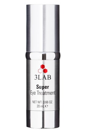 Крем для области вокруг глаз супер-уход super eye treatment 3LAB бесцветного цвета, арт. 0686769001696   Фото 1
