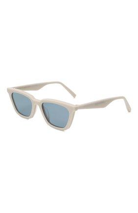 Женские солнцезащитные очки GENTLE MONSTER светло-серого цвета, арт. AGAIL G7 | Фото 1